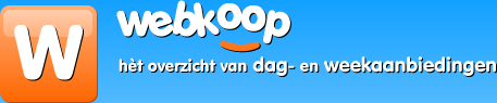 Webkoop, alle dagaanbiedingen, weekaanbiedingen en andere aanbiedingen en koopjes in 1 overzicht zoals ibood en 1dayfly